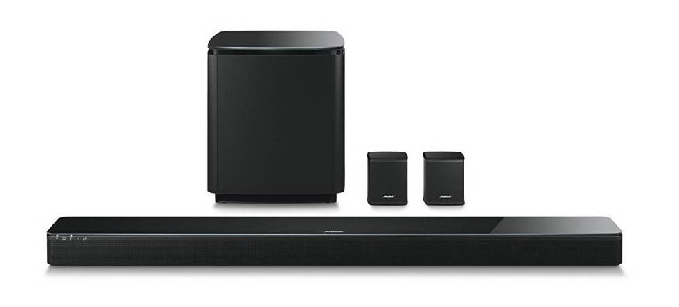 Bose 5.1 Home Theater Set (Soundbar 700 + Bass 700 + Surround Speakers)