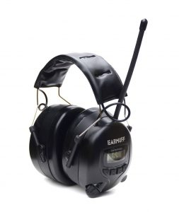 EARMUFF Ear Defender Radio Headphones