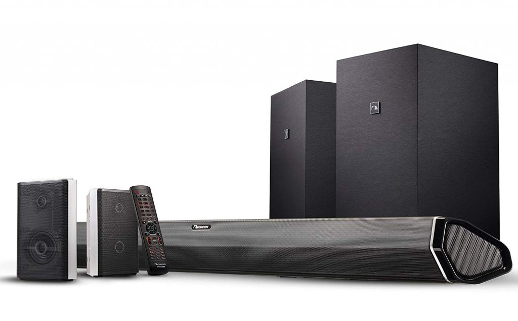 Nakamichi Shockwafe Elite 7.2Ch DTSX