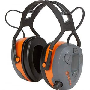 Tactix Bluetooth Safety Earmuffs with FM Radio