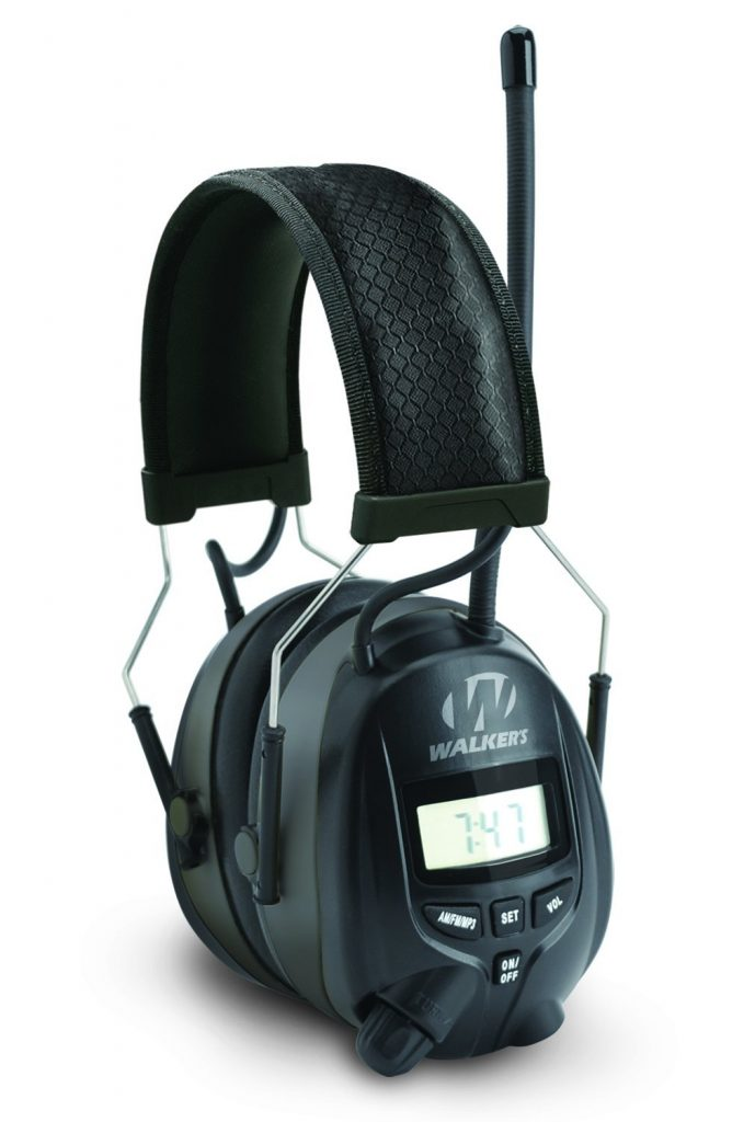 Walker's AM/FM Radio Headphones