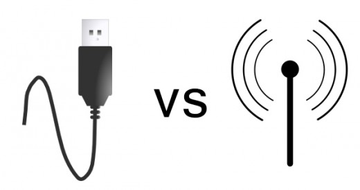 Wireless VS Wired