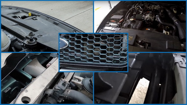 The most suitable places for installing the PA system for car