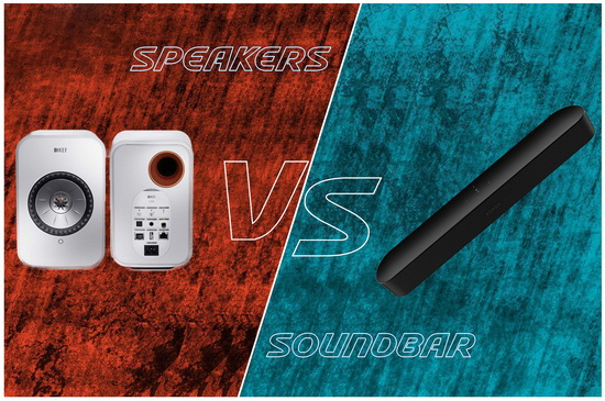 External Speakers or Soundbar